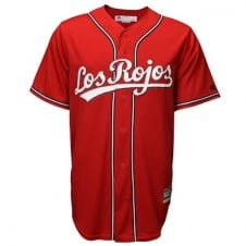MLB Cincinnati Reds Cool Base Alternate Jersey