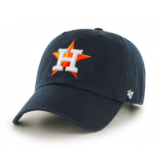 MLB Houston Astros Clean Up Adjustable Cap