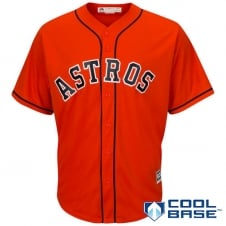 MLB Houston Astros Cool Base Alternate Jersey