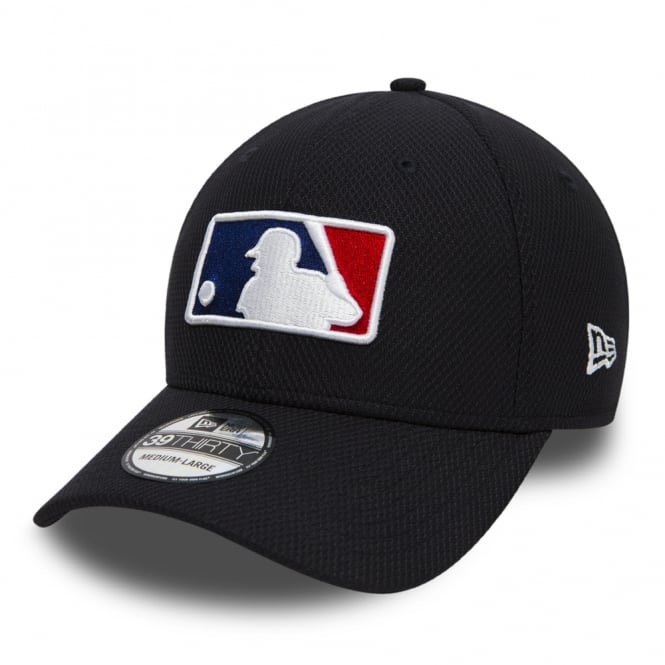 New Era MLB Logo 39Thirty Stretch Fit Cap