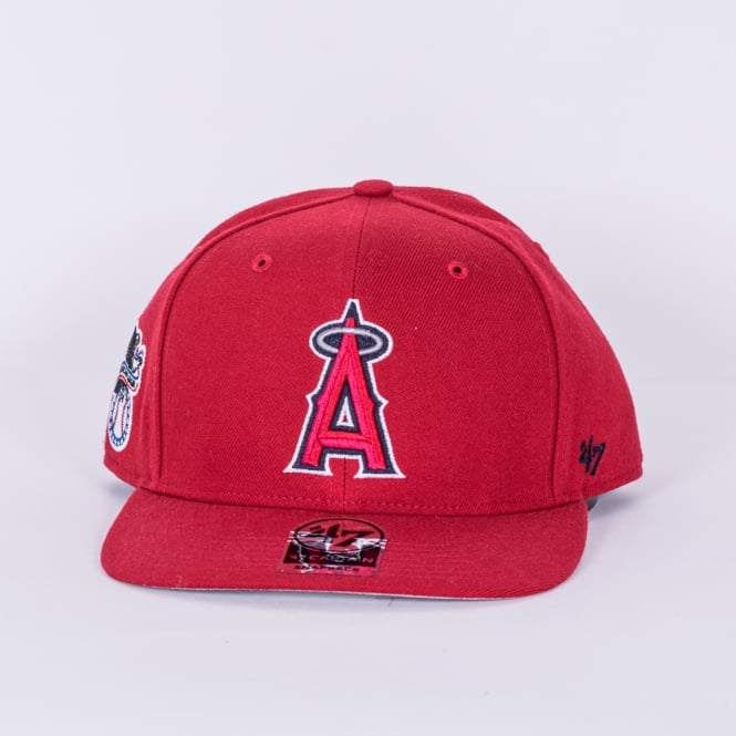 '47 MLB Los Angeles Angels Sure Shot Captain Snapback