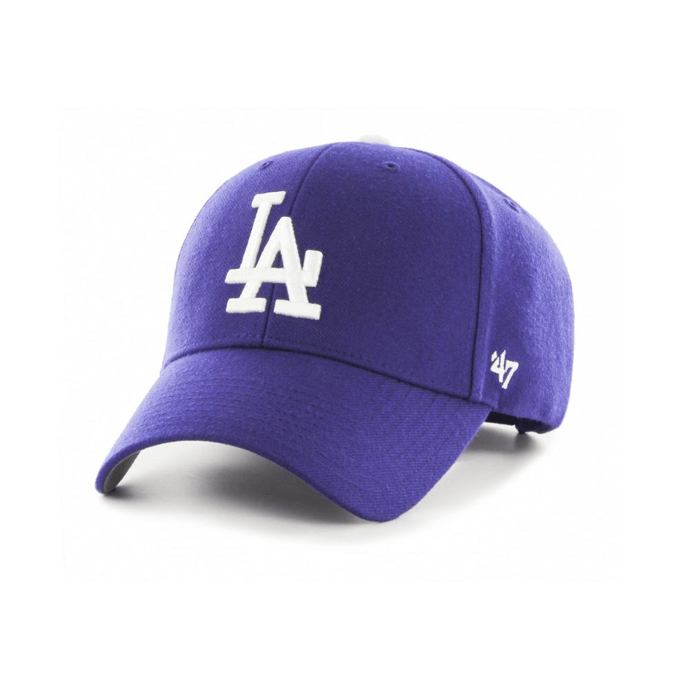 47 MLB Los Angeles Dodgers  47 MVP Cap - Headwear from USA Sports UK 1f9d2ca8f445