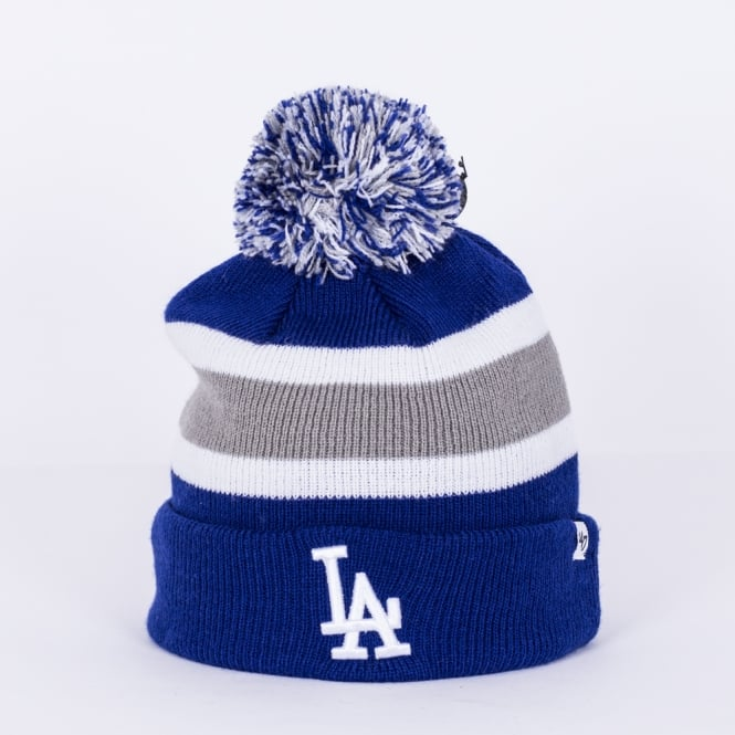 '47 MLB Los Angeles Dodgers Breakaway Bobble Knit