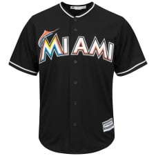 MLB Miami Marlins Cool Base Alternate Jersey