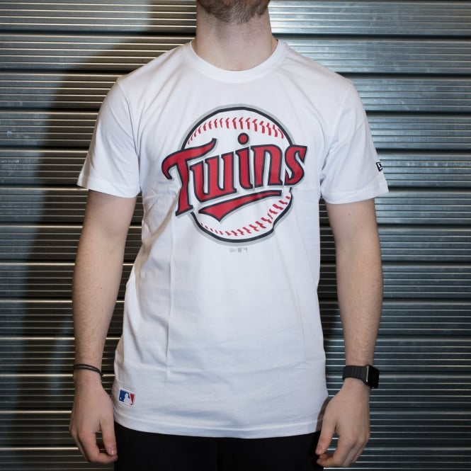 New Era MLB Minnesota Twins Roundal T-Shirt