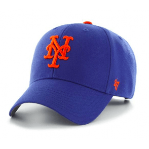 the latest e264a 4e14a ... 50% off mlb new york mets 47 blue mvp cap 414d0 9f9d6