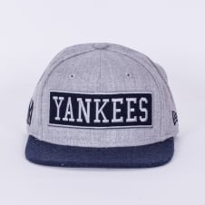 MLB New York Yankees 9Fifty Box Word Snapback Cap