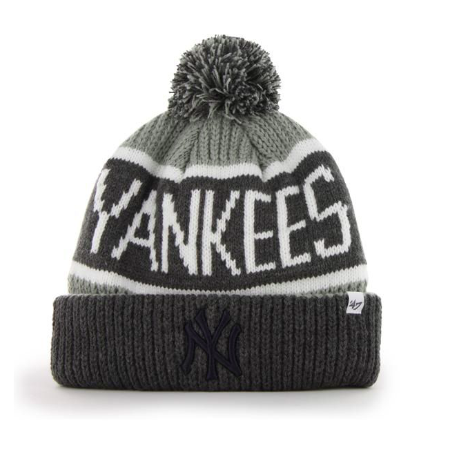 '47 MLB New York Yankees Calgary Bobble Knit