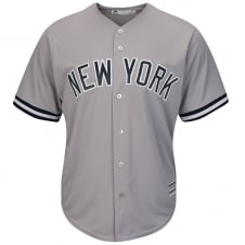 MLB New York Yankees Cool Base Road Jersey
