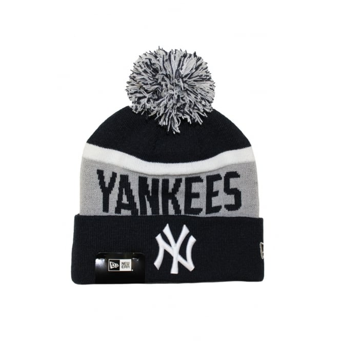 New Era MLB New York Yankees Team Jake Cuff Knit