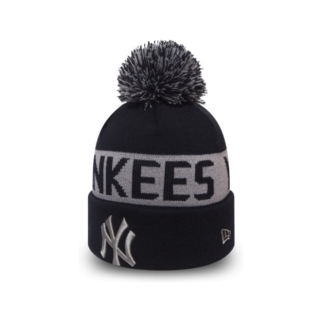 New Era MLB New York Yankees Team Tonal Knit