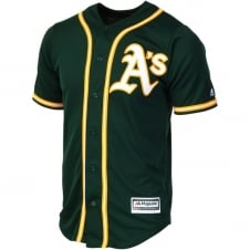 MLB Oakland Athletics Cool Base Alternate Jersey