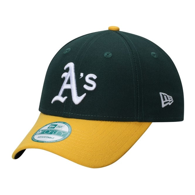 New Era MLB Oakland Athletics The League 9Forty Adjustable Cap