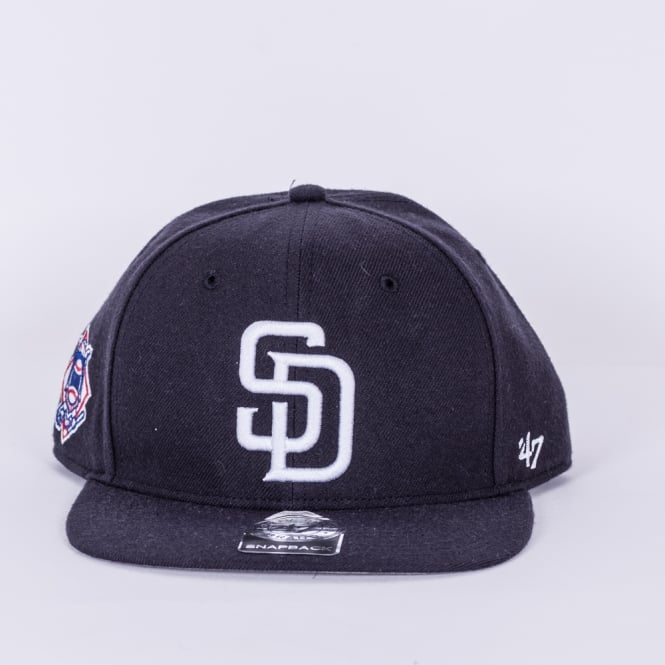 '47 MLB San Diego Padres Sure Shot Captain Snapback