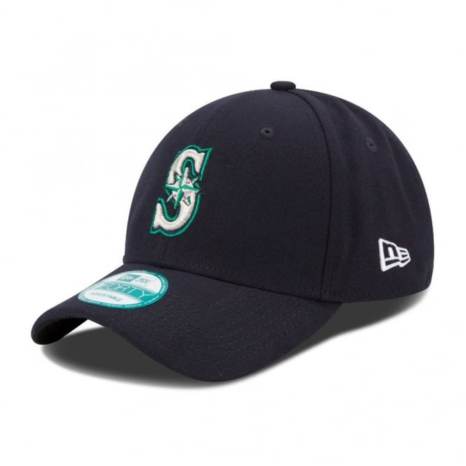 New Era MLB Seattle Mariners The League 9Forty Adjustable Cap