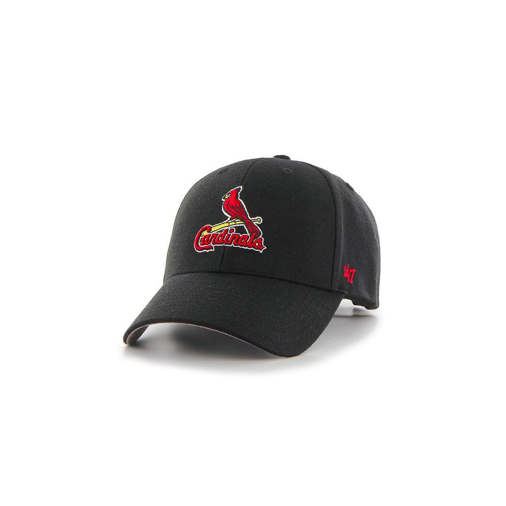 47 MLB St. Louis Cardinals  47 MVP Cap - Headwear from USA Sports UK fc02c1407683