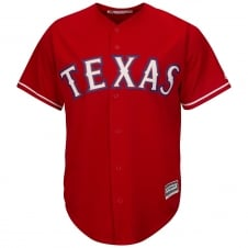 MLB Texas Rangers Cool Base Alternate Jersey