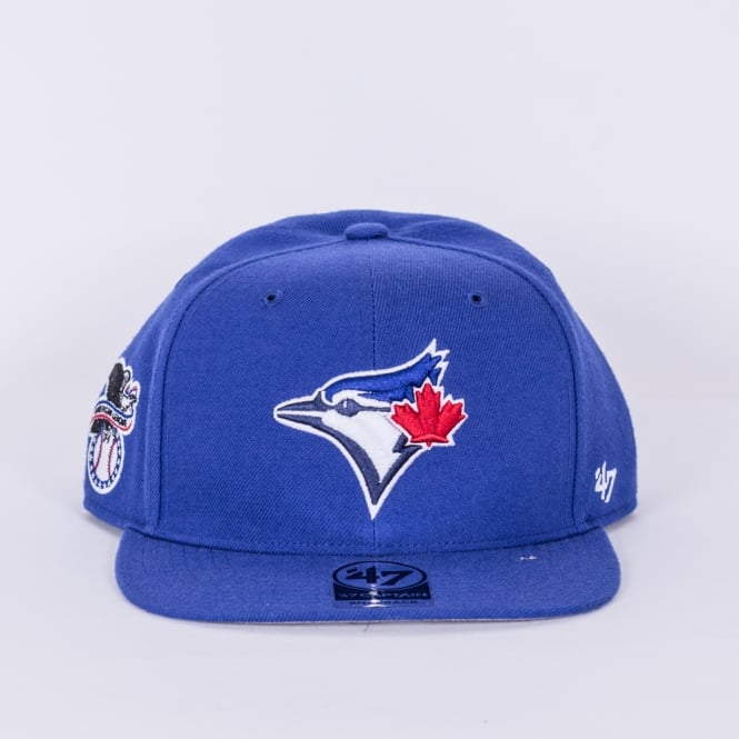 '47 MLB Toronto Blue Jays Sure Shot Adjustable Snapback