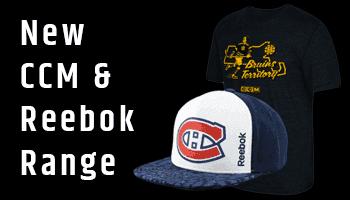 NHL CCM & Reebok