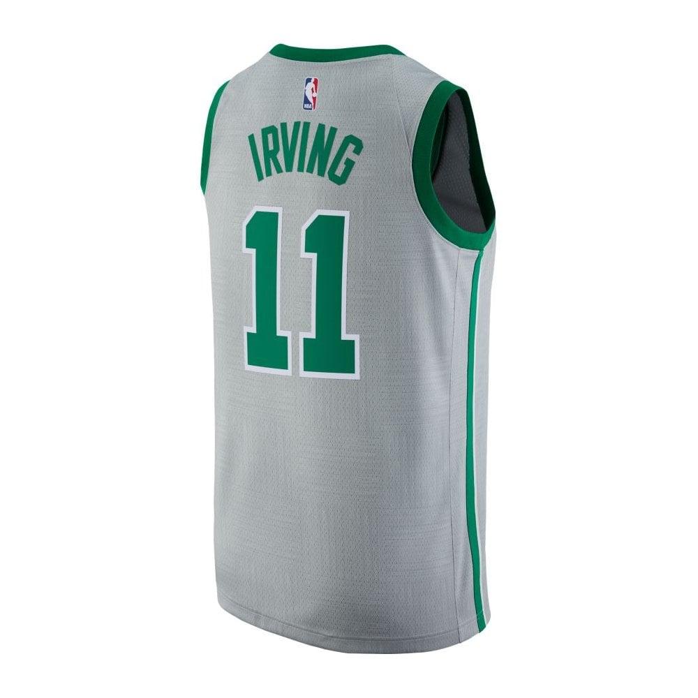 brand new a9d17 ea362 NBA Boston Celtics Kyrie Irving Swingman Jersey - City Edition