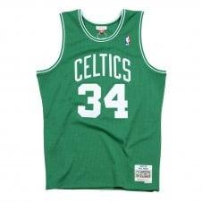 5b21f04ece6 NBA Boston Celtics Paul Pierce 2007-08 Swingman Jersey