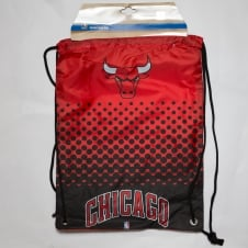 NBA Chicago Bulls Fade Drawstring Backpack