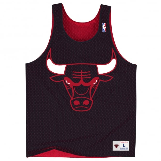 Mitchell & Ness NBA Chicago Bulls Reversible Mesh Tank