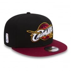 NBA Cleveland Cavaliers Black Base 9Fifty Snapback Cap