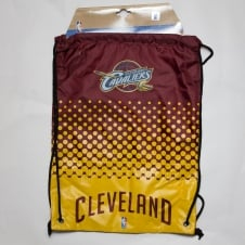 NBA Cleveland Cavaliers Fade Drawstring Backpack