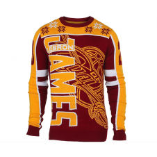 NBA Cleveland Cavaliers LeBron James Ugly Sweater