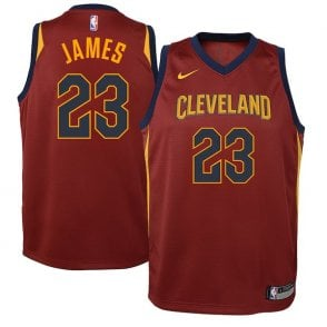 new arrivals aab7f ba737 Mitchell & Ness NBA Cleveland Cavaliers LeBron James 2008 ...