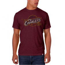 NBA Cleveland Cavaliers Scrum Basic T-Shirt