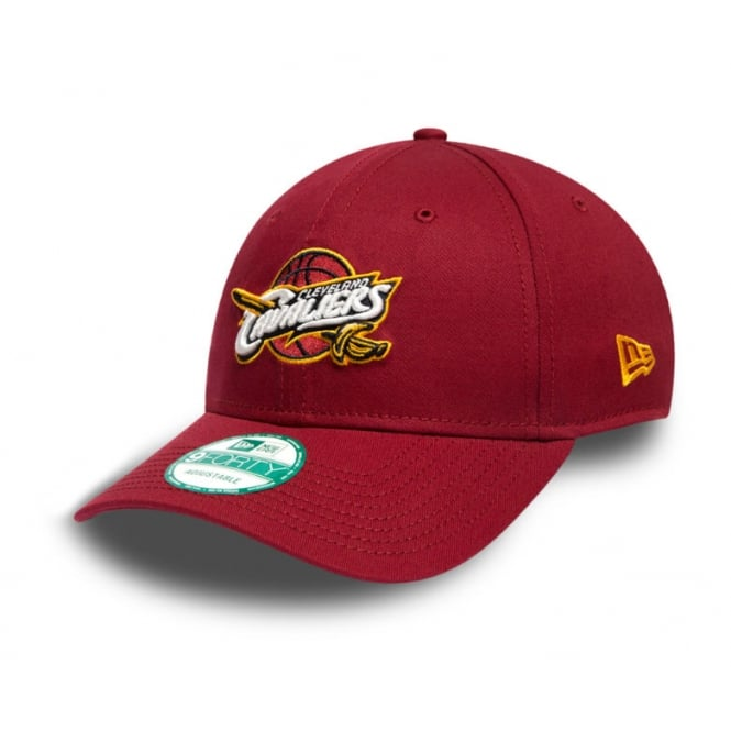New Era NBA Cleveland Cavaliers Team 9Forty Adjustable Cap