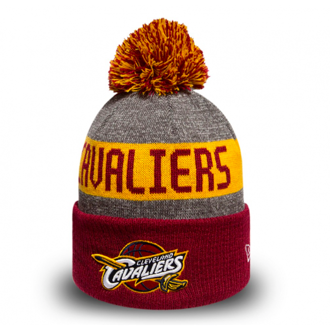 40c4917ab20 New Era NBA Cleveland Cavaliers Team Colour Knit - Teams from USA Sports UK