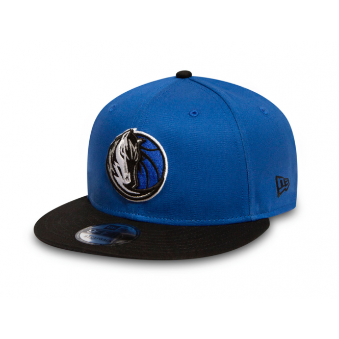 New Era NBA Dallas Mavericks Team 9Fifty Adjustable Snapback Cap