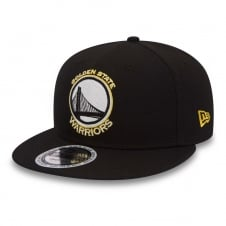 NBA Golden State Warriors Team Basic GITD 9Fifty Snapback Cap