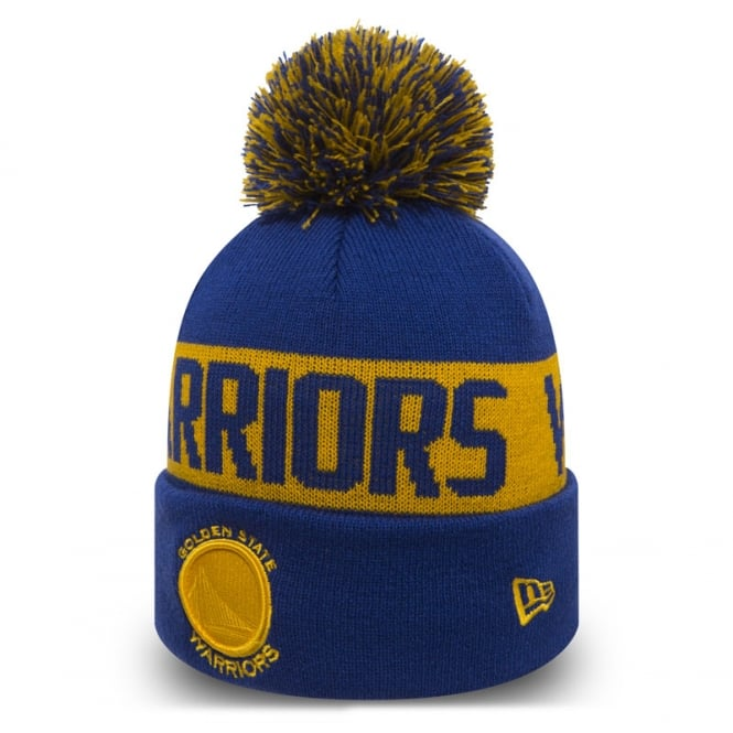 New Era NBA Golden State Warriors Team Tonal Knit