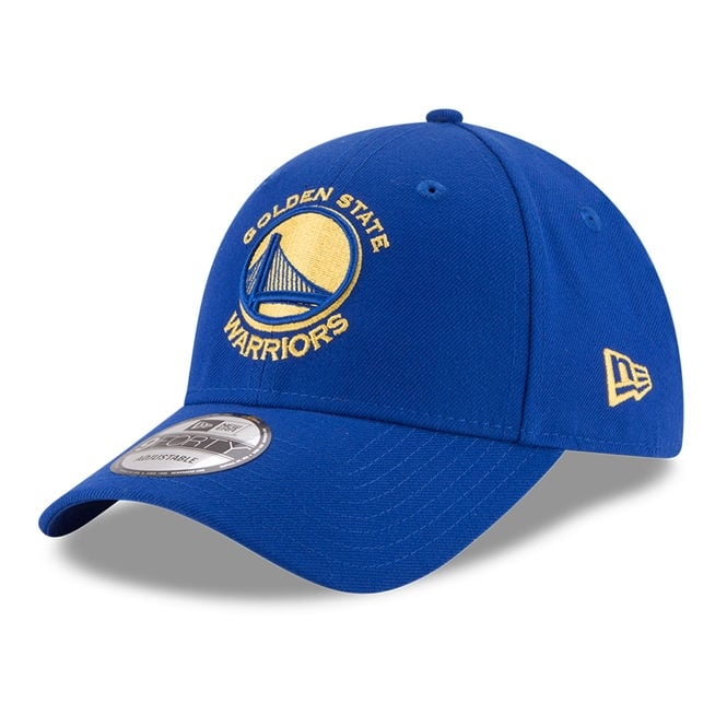 New Era NBA Golden State Warriors The League 9Forty Adjustable Cap