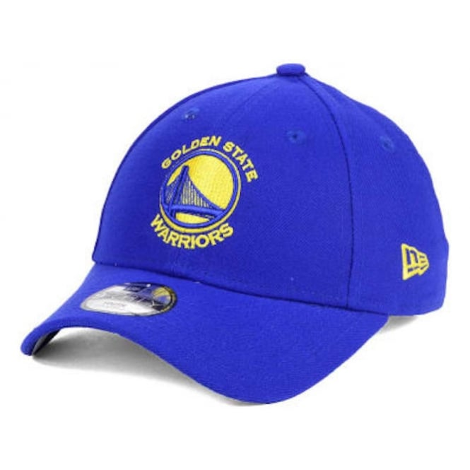 New Era NBA Golden State Warriors Youth The League 9Forty Adjustable Cap