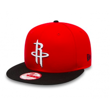 NBA Houston Rockets Team 9Fifty Adjustable Snapback Cap