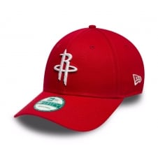 NBA Houston Rockets Team 9Forty Adjustable Cap