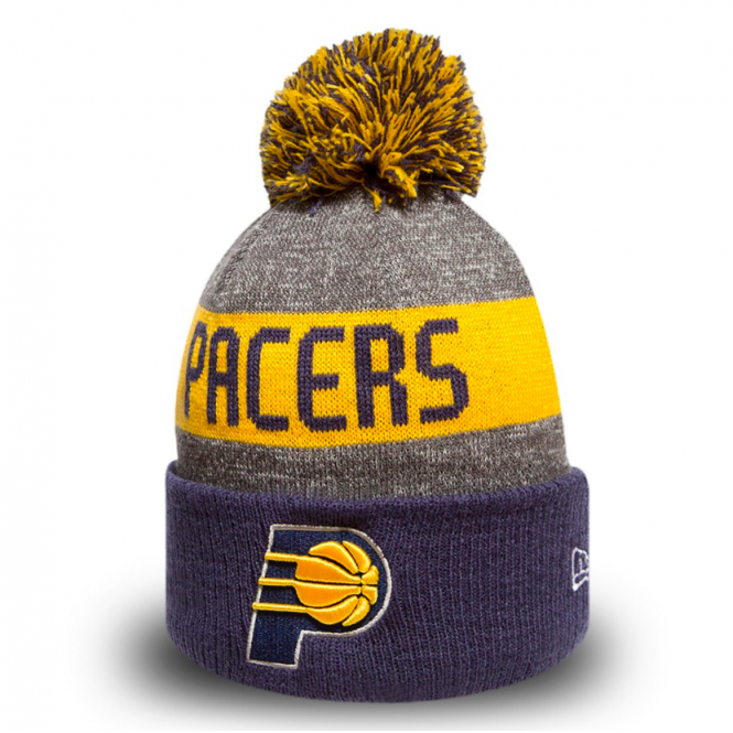 New Era NBA Indiana Pacers Team Colour Knit