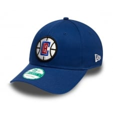 NBA Los Angeles Clippers Team 9Forty Adjustable Cap