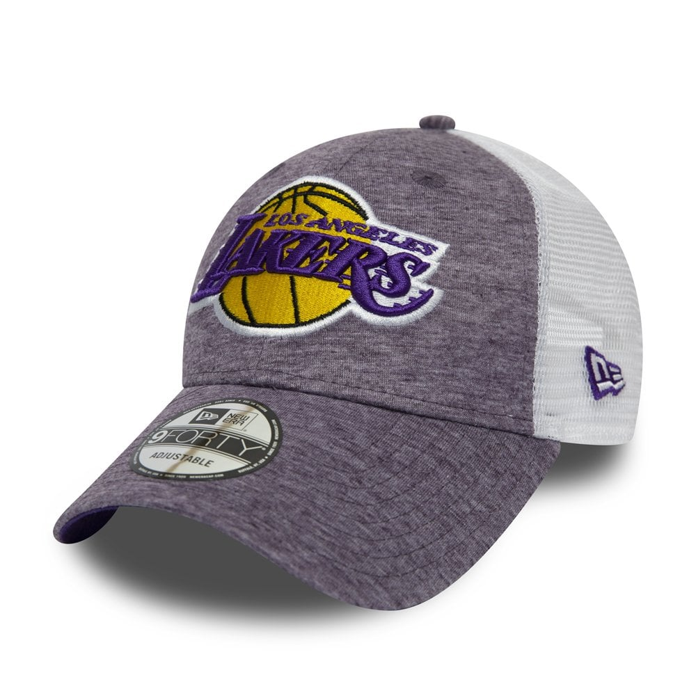 hot sale online details for crazy price New Era NBA Los Angeles Lakers Home Field 9forty Adjustable Cap ...