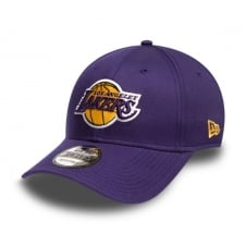 NBA Los Angeles Lakers Team 9Forty Adjustable Cap