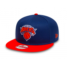 NBA New York Knicks Team 9Fifty Adjustable Snapback Cap