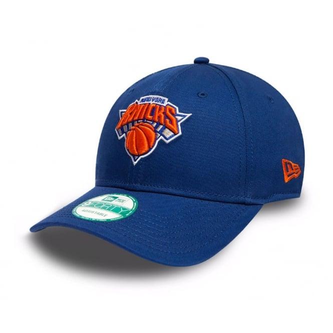 New Era NBA New York Knicks Team 9Forty Adjustable Cap - Teams from USA  Sports UK c6453209c62