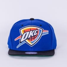 NBA Oklahoma City Thunder XL 2 Tone Snapback