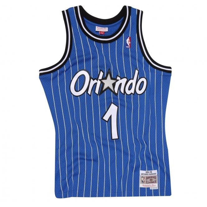 Mitchell   Ness NBA Orlando Magic Anfernee Hardaway 1994-95 Swingman ... 318c80ac6