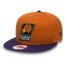 NBA Phoenix Suns Team 9Fifty Adjustable Snapback Cap